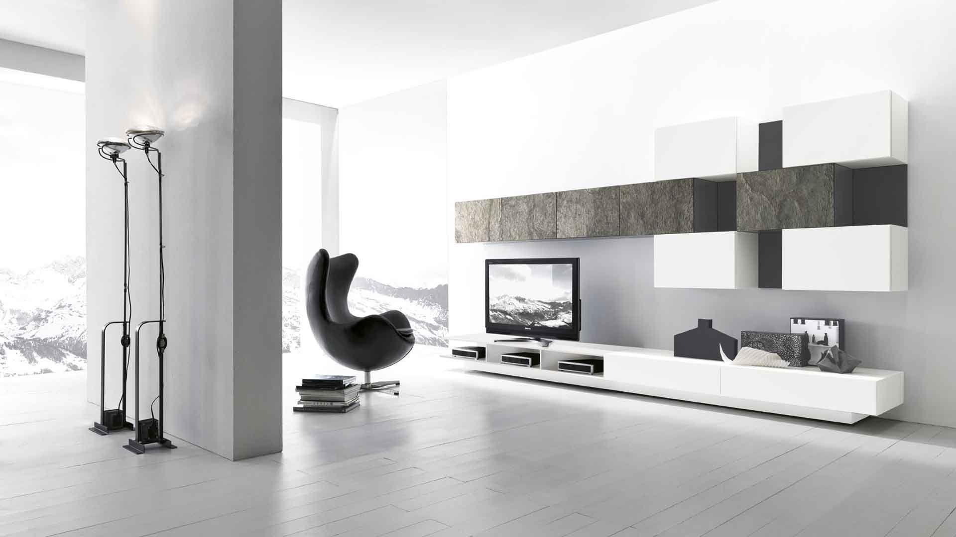 Stunning Pareti Attrezzate Moderne Calligaris Pictures - Amazing ...